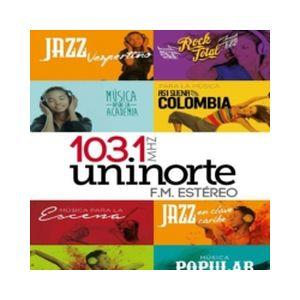 Fiche de la radio Emisora Uninorte FM