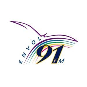 Fiche de la radio Envol 91.1FM