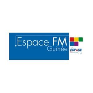Fiche de la radio Espace FM Guinée