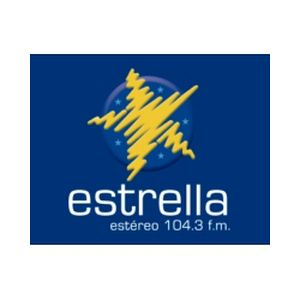 Fiche de la radio Estrella Estéreo 104.3 fm