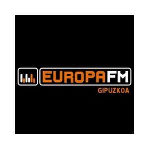 Fiche de la radio Europa FM Gipuzkoa