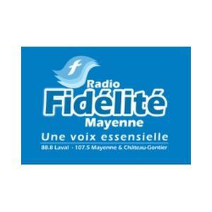 Fiche de la radio Fidélité Mayenne