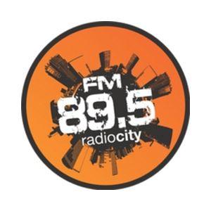 Fiche de la radio FM 89.5 Radio City