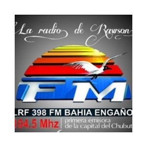 Fiche de la radio FM Bahía Engaño
