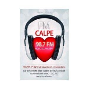 Fiche de la radio Fm Calpe