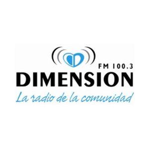 Fiche de la radio FM Dimensión