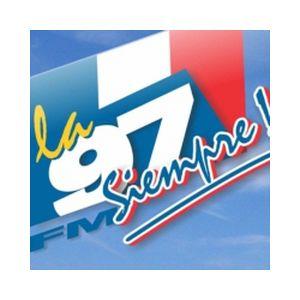 Fiche de la radio FM La 97 Siempre!