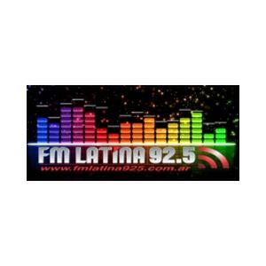 Fiche de la radio FM Latina 92.5