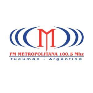 Fiche de la radio FM Metropolitana 100.5