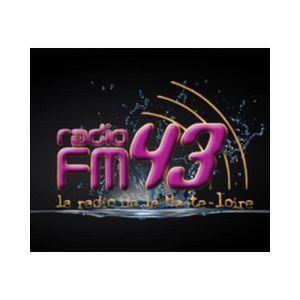 Fiche de la radio FM43
