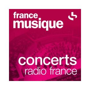 Fiche de la radio France Musique – Concerts de Radio France