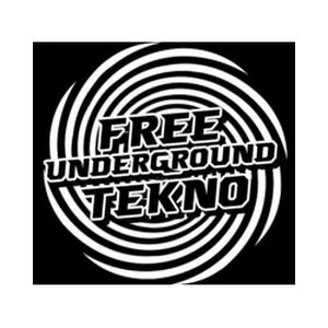 Fiche de la radio Free Underground Tekno