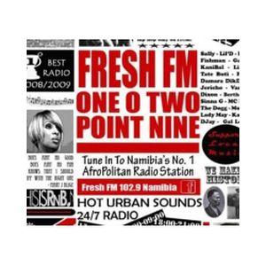 Fiche de la radio Fresh FM Namibia