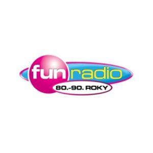 Fiche de la radio Fun Rádio 80 90 Roky