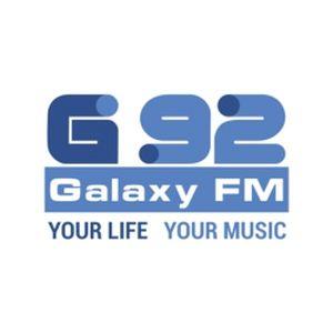 Fiche de la radio Galaxy FM 92