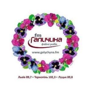 Fiche de la radio FM Галичина