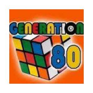Fiche de la radio Génération 80
