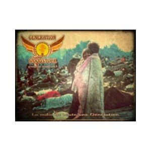 Fiche de la radio Generation Woodstock