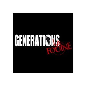 Fiche de la radio Générations La Fouine