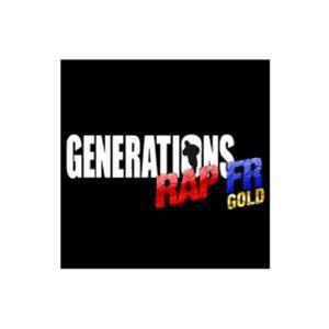 Fiche de la radio Générations RAP FR Gold