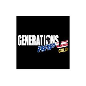 Fiche de la radio Générations RAP US GOLD