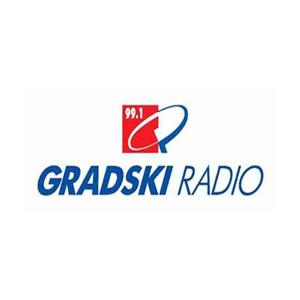 Fiche de la radio Gradski Radio Osijek 99.1 FM