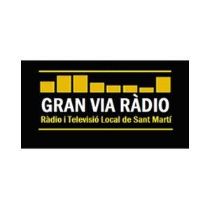 Fiche de la radio Gran Via Radio
