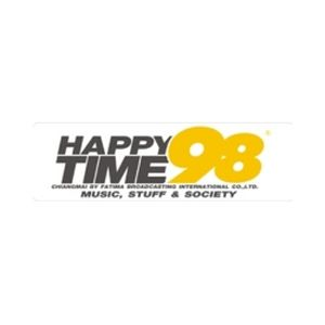 Fiche de la radio Happy Time Chiang Mai