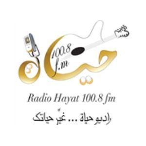 Fiche de la radio Hayat FM 100.8