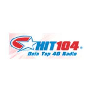 Fiche de la radio HIT 104 FM