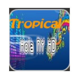 Fiche de la radio Hola NY HD Tropical