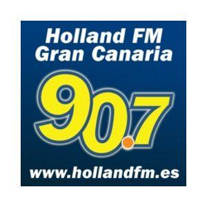 Fiche de la radio Holland FM 90.7 Gran Canaria