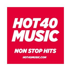 Fiche de la radio Hot40Music