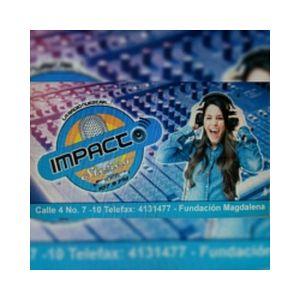 Fiche de la radio Impacto stereo 107.9