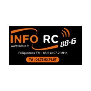 Fiche de la radio Info RC