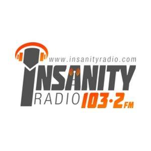 Fiche de la radio Insanity Radio 103.2FM