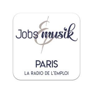Fiche de la radio Jobs et Musik Paris
