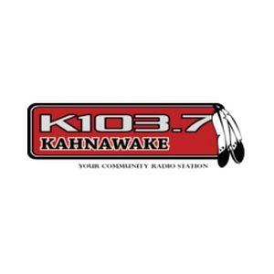 Fiche de la radio K103 Kahnawake