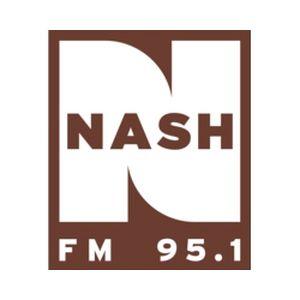 Fiche de la radio KATC 95.1 Nash FM