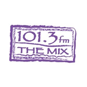 Fiche de la radio KATY 101.3 The Mix
