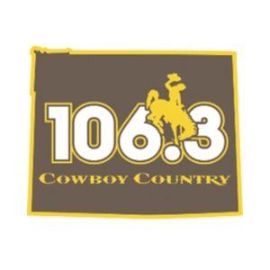 Fiche de la radio KAZY 106.3 Cowboy Country