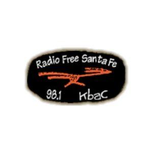 Fiche de la radio KBAC Radio Free Santa Fe