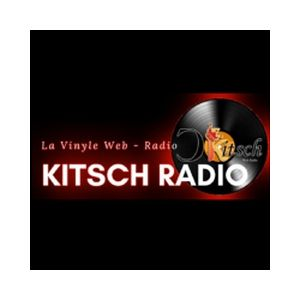Fiche de la radio KITSCH RADIO – Vinyle Web Radio by CK
