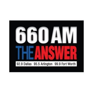 Fiche de la radio KSKY 660 AM The Answer