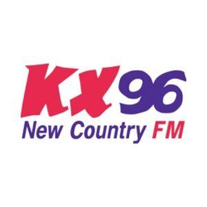 Fiche de la radio KX96 FM