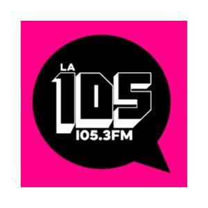 Fiche de la radio La 105