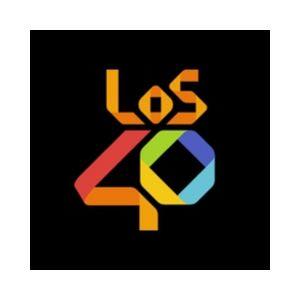 Fiche de la radio Los40 México