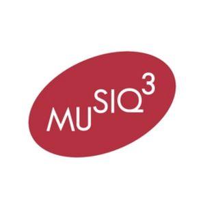 Fiche de la radio Musiq'3 RTBF
