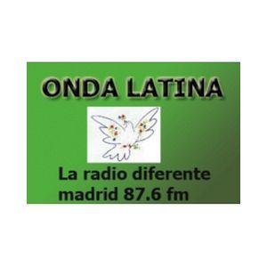 Fiche de la radio Onda Latina 87.6 FM