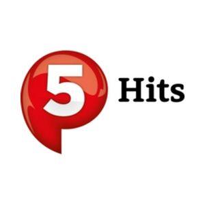 Fiche de la radio P5 Hits
